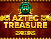 Играть с регистрацией в Aztec Treasure