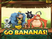 Игровой автомат Азарт Плей Вперед Бананы