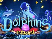 Игровой автомат Сокровища Дельфина